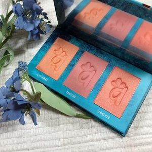 Alamar Colorete Blush Trio— Fair/Light
